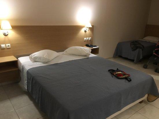 Chambre double standard - Picture of Aegean View Aqua Resort ...