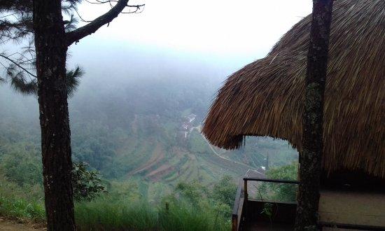 Gardu Pandang Di Wisata Goa Pinus Picture Of Pine Cave
