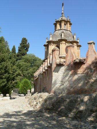 the Abbey - Picture of Abadia del Sacromonte, Granada