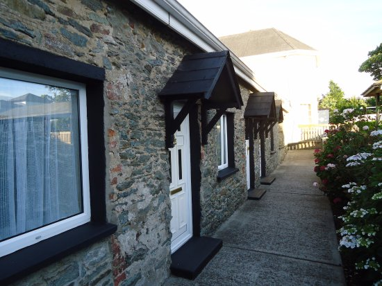 Killinick, Ireland: cottage kamer