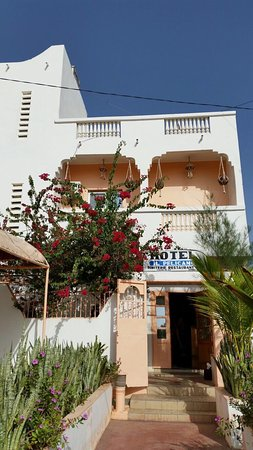 Louga, السنغال: Hotel Restaurant Il Pellicano