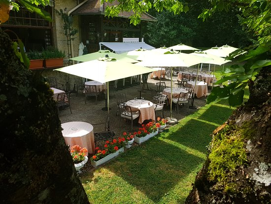 4 pav s du roy montigny le bretonneux restaurant avis for Restaurant jardin yvelines