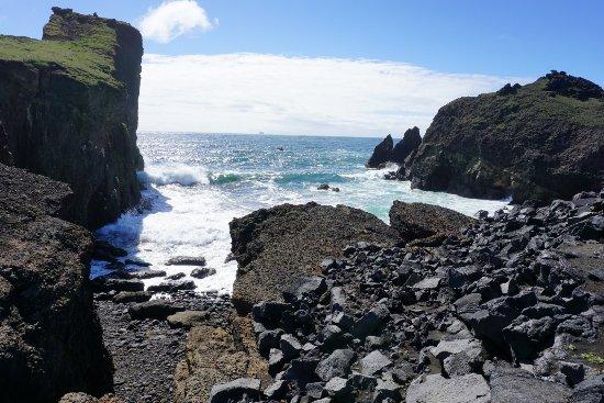 Grindavik, Island: Südwestspitze Islands unterhalb des Leuchturms