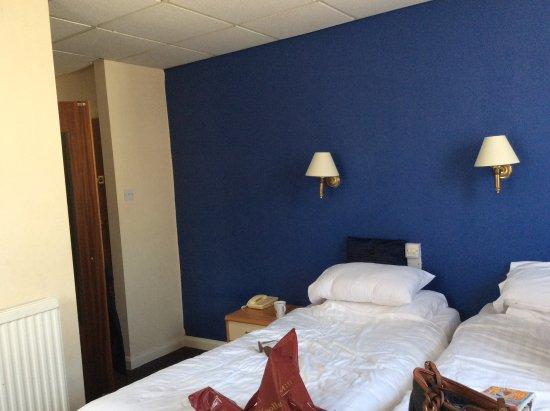 The Risboro Hotel: Room 18