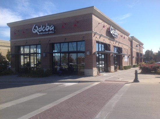 Manhattan, KS: Qdoba is a Mexican kitchen where anyone can enjoy fresh and handcrafted entrees.