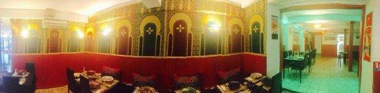 Revel, França: l'accueil légendaire du marocain .