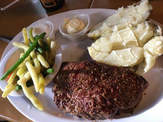Duck Creek Village, UT: Sirloin Steak