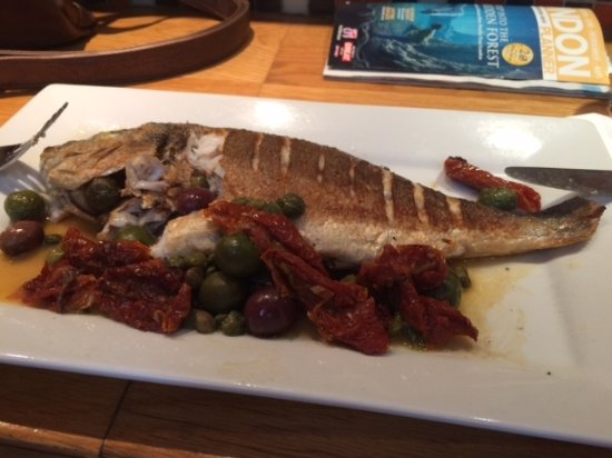 Picture of applebee 39 s fish london tripadvisor for Applebee s fish and chips