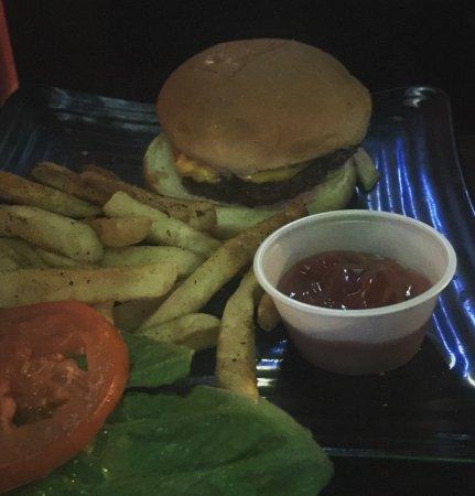 Snellville, GA: Cheeseburger kid's meal