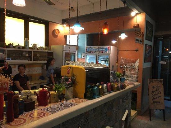 Phranakorn-Nornlen Hotel: Coffee shop