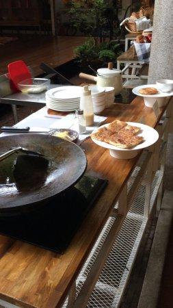 Phranakorn-Nornlen Hotel: Made to order items