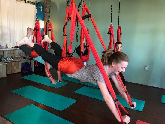 Yoga Elements: Aerial Yoga