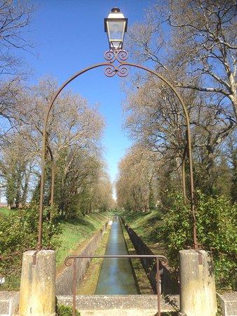 Pouilly-en-Auxois, ฝรั่งเศส: la voute
