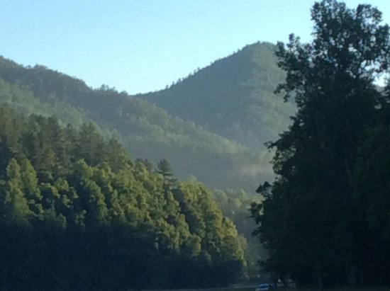 Great Smoky Mountains National Park, Carolina del Norte: Great views