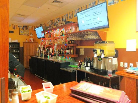 Guanajuato Mexican Restaurant Inside The New Location