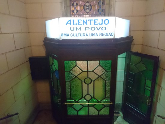 casa do alentejo starway to restaurant