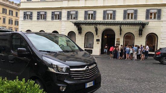 Rome Habi Cabs