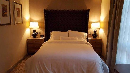 The Westin Dublin: Comfy bed