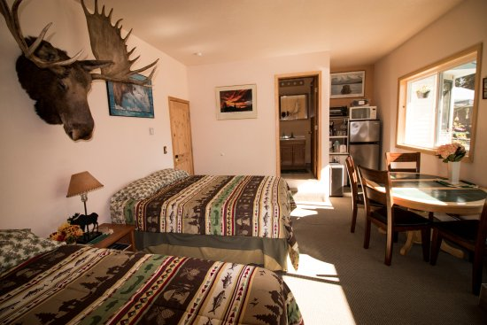 Kenai Riverfront Resort, Inc.: The Riverfront Suite @ Kenai Riverfront Resort