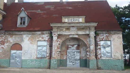 Railway Station Sierpc