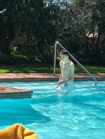 Kempton Park, Sudáfrica: piscine