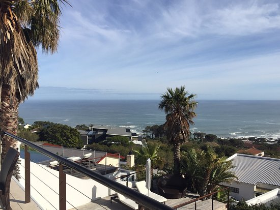 Atlanticview Cape Town Boutique Hotel: Ocean view from the balcony