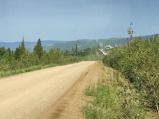 Coldfoot, AK: Dalton Highway