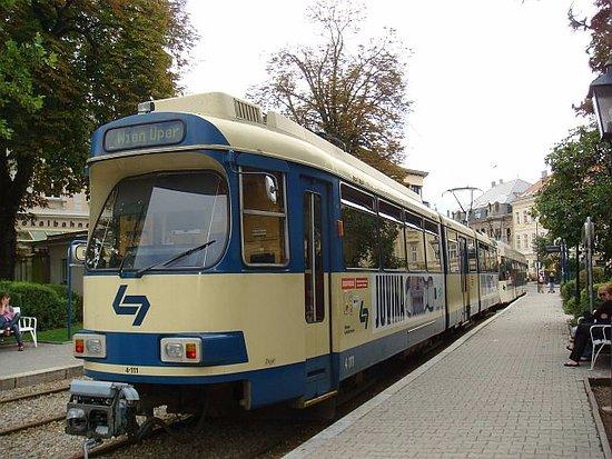 Voesendorf, Oostenrijk: Badner Bahn