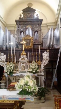 Pisticci, إيطاليا: Chiesa Madre - Pisticci.