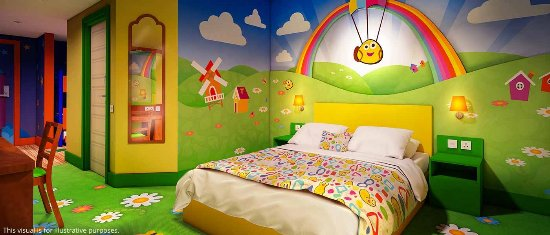 The 30 Closest Hotels to Cbeebies Land, Alton - TripAdvisor | cbeebies furniture