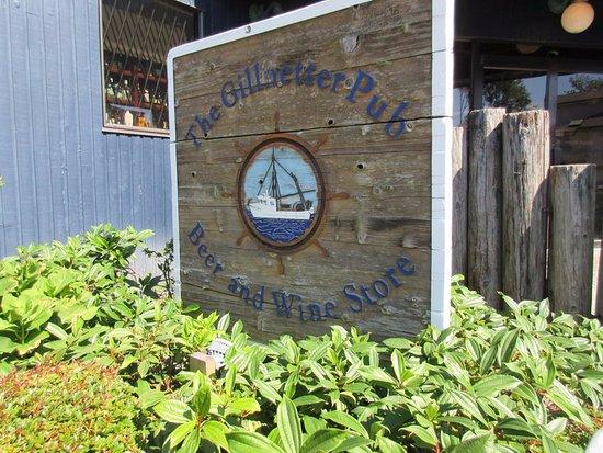 Port Coquitlam, Canada: Signage