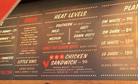 photo0.jpg - Picture of Hattie B's Hot Chicken, Nashville ...