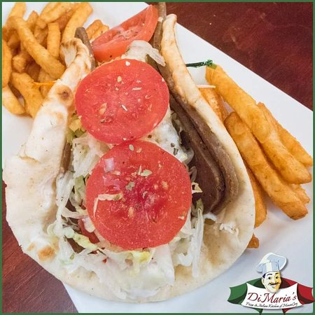 Mount Joy, PA: New item on the menu Gyros