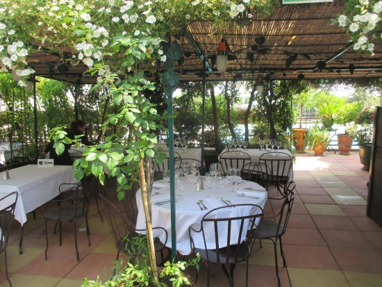 Terrasse Jardin Picture Of Les Grands Buffets Narbonne Tripadvisor