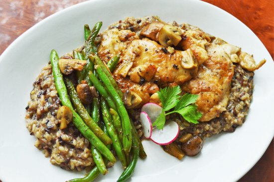 Braddock Heights, MD: Chicken Scallopini