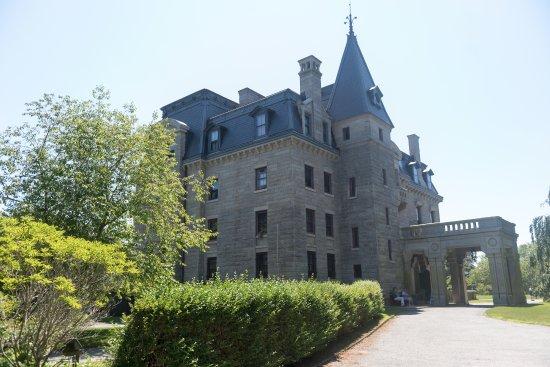 Chateau-sur-Mer: Castelo do Jardim