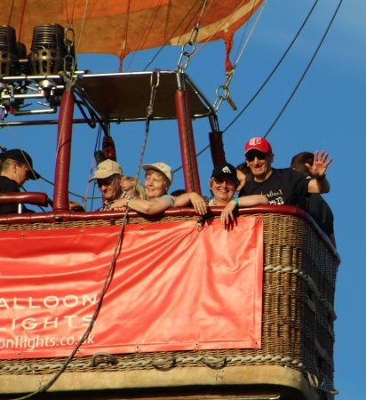 Virgin Balloon Flights - Peterborough