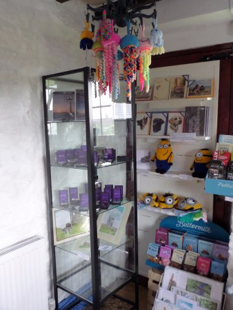 Linkinhorne, UK: Selection of local crafts