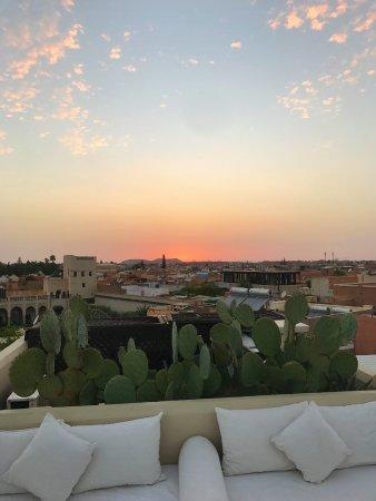 Dar Mo'da : Rooftop view