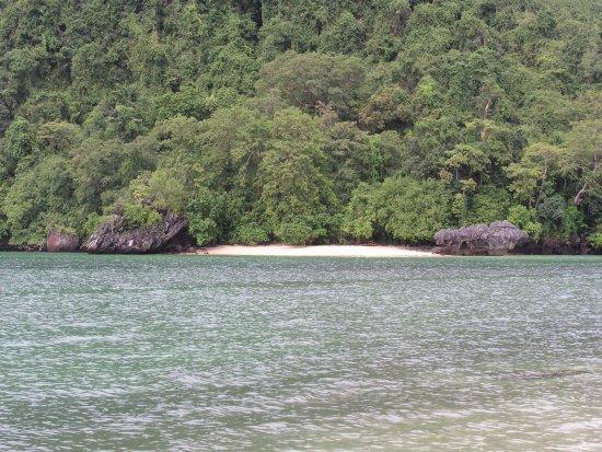 Nong Thale, Tailandia: The islands.