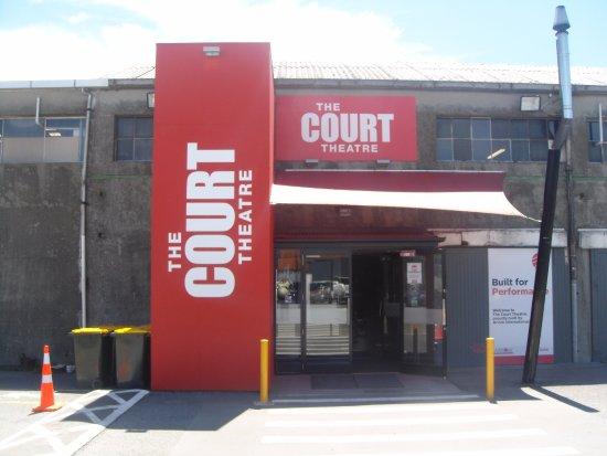 The Court Theatre: ArghyaKolkata The Court Theater, Christchurch-1