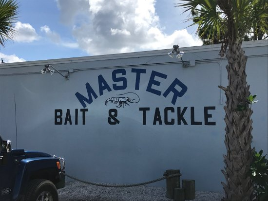 Master Bait and Tackle
