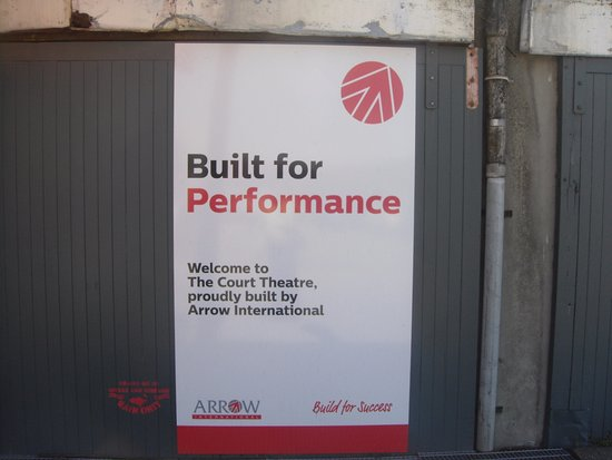 The Court Theatre: ArghyaKolkata The Court Theater, Christchurch-2