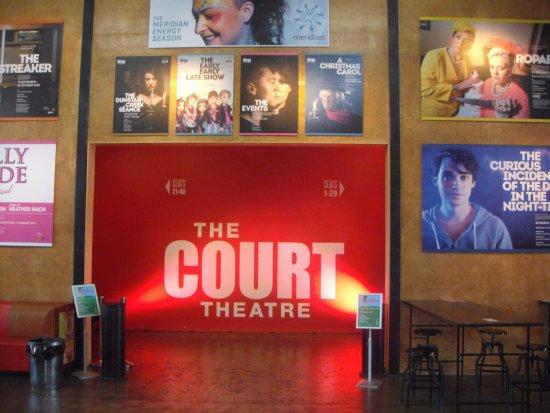The Court Theatre: ArghyaKolkata The Court Theater, Christchurch-4