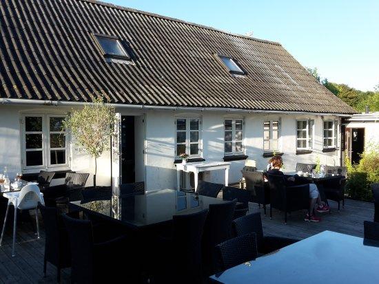 Остров Сейере, Дания: Restaurant Sejerø