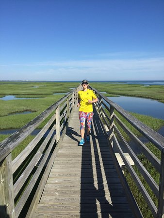 Yarmouth Port, MA: Beautiful place for a run!