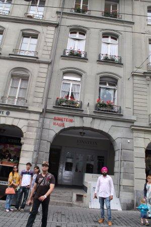 Einsteinhaus - Picture of Einstein House (Einsteinhaus), Bern ...
