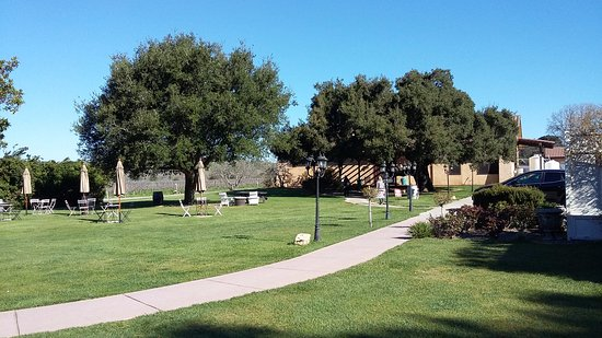 Solvang, CA: Área de parque