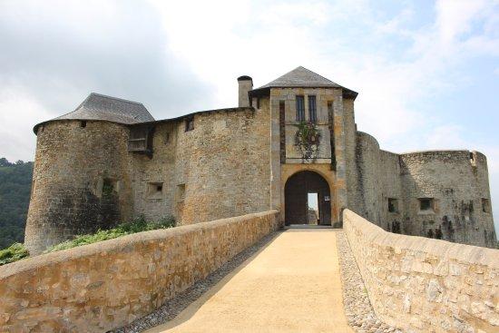 Château-fort de Mauléon