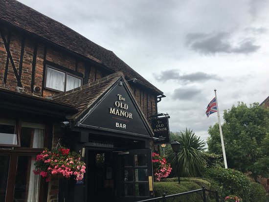 Potters Bar, UK: The Old Manor